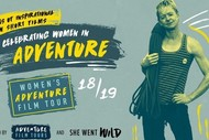 Image for event: Women's Adventure Film Tour