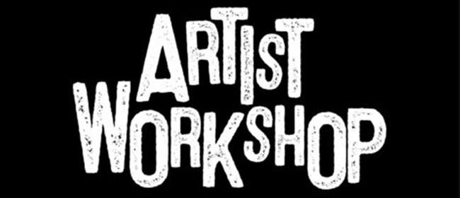 Artist Workshop: Just Add Water