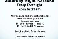 Image for event: Karaoke Saturdays