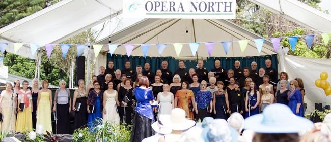 Opera in the Garden