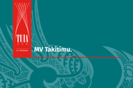 Image for event: History on the MV Takitimu