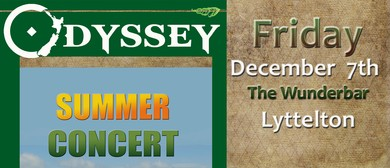 Odyssey Summer Concert: CANCELLED