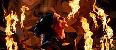Wanaka Fire Eating Workshops - Billy Tempest