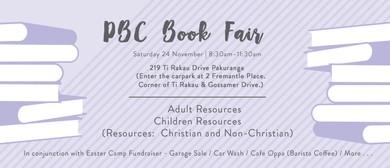 PBC Book Fair