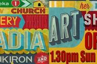 Image for event: Nadia Blenkiron's Little Art Show