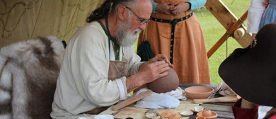 Time-Travelling Makers' Faire - AKA NZ Medieval Faire 2019