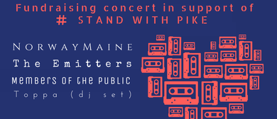NorwayMaine, The Emitters, Members of The Public