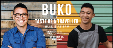 Buko x Taste of a Traveller