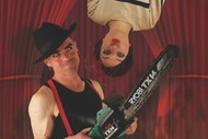 Image for event: Seven Deadly Stunts - Arts on Tour NZ
