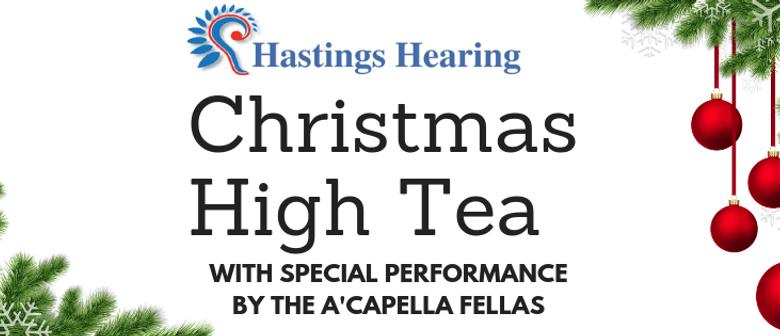 Christmas High Tea: CANCELLED
