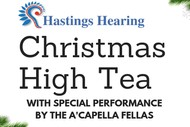 Christmas High Tea: CANCELLED
