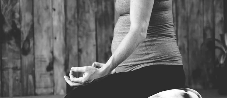 Pregnancy Yoga Course - Term 11