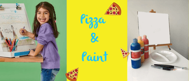 A Date With Pizza & Paint
