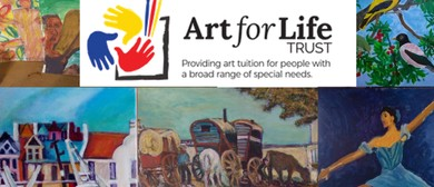 Art for Life Trust Annual Exhibition