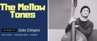 The Mellow Tones - Music of Duke Ellington