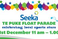 Image for event: Seeka Te Puke Christmas Float Parade
