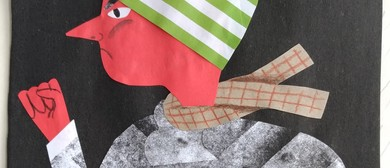 Studio One Toi Tū - Collage Characters On The Go
