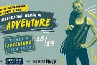 Image for event: Women's Adventure Film Tour