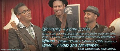 The Nukes Inaugural Cambridge Waikato  Workshop & Show