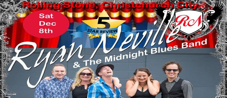 A Night of Fiery Blues Rock - 5 Star Show