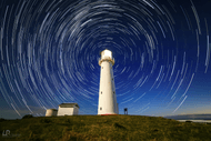 Image for event: Intro to Astrophotography Workshop - Star Trails