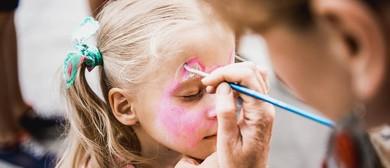 St Heliers Music: Petra Rijnbeek & Face Painting!