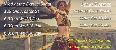 Summer Belly Dance Classes with TribalDiva Belly Dance