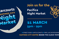 Harcourts Hastings City Pacifica Night Market