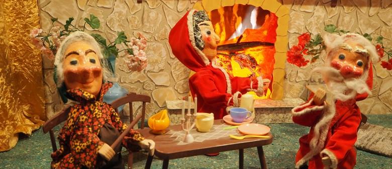 Santa's Cave - Grown-ups Night