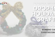 Image for event: Drop-In Holiday Crafts