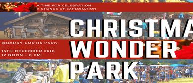 Christmas Wonder Park 2018