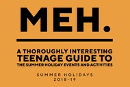 Teen MEH - Library Lock-in