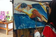 Image for event: Studio One Toi Tū - Expressive Life Drawing And Painting