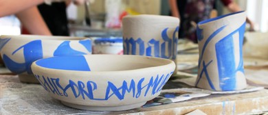 Studio One Toi Tū - Throwing Your Future Crockery: CANCELLED