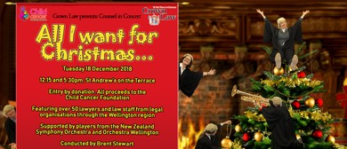 Counsel in Concert: All I Want for Christmas...