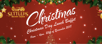 Christmas Day Lunch Buffet 2018