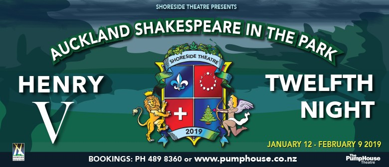 Shoreside Theatre: Auckland Shakespeare in the Park