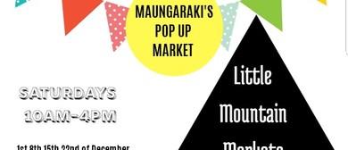 Little Mountain Markets - Maungaraki Indoor Pop Up Market