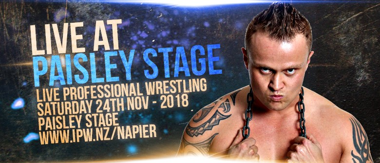 Impact Pro Wrestling: Live At Paisley Stage