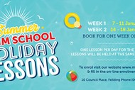 Image for event: Summer Swim School Holiday Lessons - Week Two