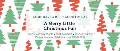 A Merry Little Christmas Fair