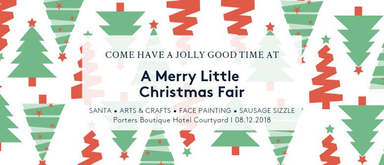 When Is Little Christmas.A Merry Little Christmas Fair Havelock North Eventfinda
