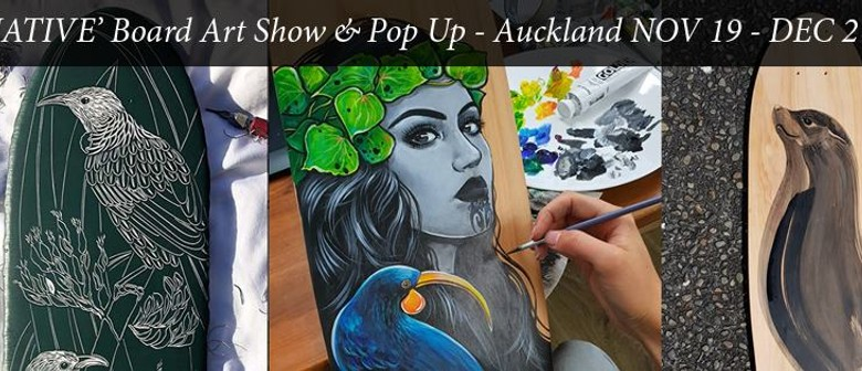 The Paper Rain Project Ponsonby Pop-Up Store