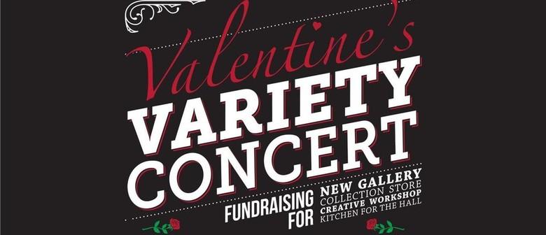 Valentine's Variety Concert