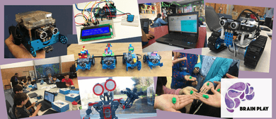 Technology Holiday Programme - Electronics (8+)