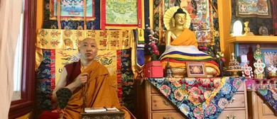Tibetan Buddhist Stages of The Path Teaching