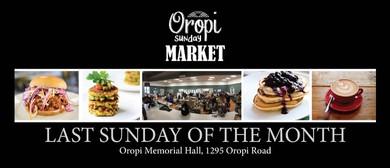 Oropi Sunday Market