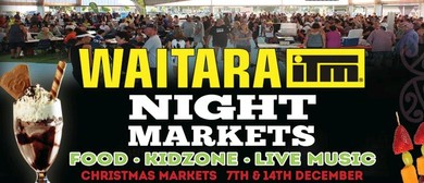 Waitara ITM Night Markets
