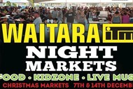 Image for event: Waitara ITM Night Markets