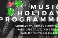 Image for event: Music Holiday Programme